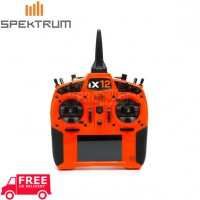 Spektrum iX12 12 Channel Transmitter Only (Orange)