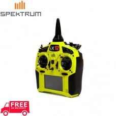 Spektrum iX12 12 Channel Transmitter Only (Yellow)
