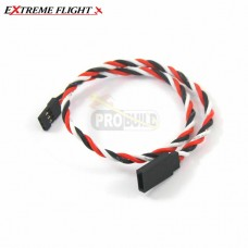 "Extreme Flight 12"" Extension Lead 20AWG"