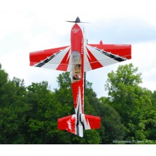"Extreme Flight Extra 300 104"" Red 100cc"