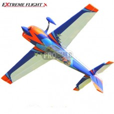 "Extreme Flight 60"" Extra 300-EXP V2 Orange/Blue/White"