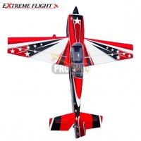 "Extreme Flight 104"" Extra 300 V2 Red"