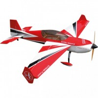 "Extreme Flight Extra 60"" EXP V2 Red"