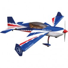 "Extreme Flight Extra 60"" EXP V2 Blue"