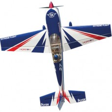 "Extreme Flight Extra 300 91"" - Blue"