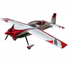 "Extreme Flight 85"" Edge 540T White/Red (PRE-ORDER) ETA 14/2/21"