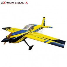 "Extreme Flight 52"" Slick 580 EXP- Yellow"