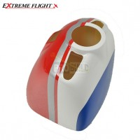 "EF 88"" Edge 540T Cowl- Red/White/Blue"