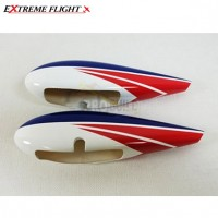 "EF 91"" Extra 300 Wheel Pants- Blue"