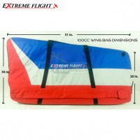 Extreme Flight Padded Wing Bag - 100cc