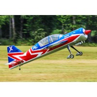 "Extreme Flight 110"" Yak 54 V2 Red/White/Blue"