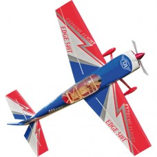 "Extreme Flight Edge 74"" 30cc - Red/Blue"