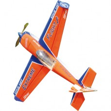 "Extreme Flight Edge 74"" 30cc - Orange"