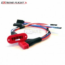 Extreme Flight MPX Multi-wire Servo Plug - 2 Wire
