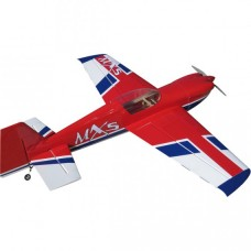 "Extreme Flight MXS 64"" EXP Red/White/Blue"