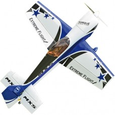 "Extreme Flight - MXS 48""- Blue"