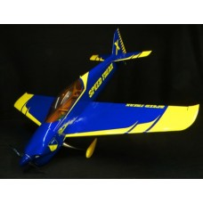 "Speed Freak 52"" Pantera Blue/Yellow"