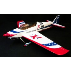 "Speed Freak 52"" Pantera Red/white"