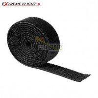 Extreme Flight Velcro Strap 2M x 20mm - Black