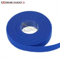 Extreme Flight Velcro Strap 2M x 20mm - Blue