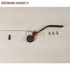 Extreme Flight 150cc Aircraft Carbon Fiber Tail Wheel Assembly