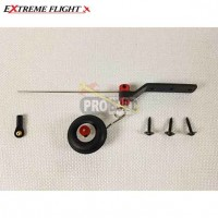 "Extreme Flight 48-52"" Aircraft Carbon Fiber Tail Wheel Assembly"