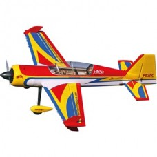 Premier Aircraft YAK 54 35CC ARF Designed BY QQ SOMENZINI