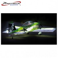 PREMIER AIRCRAFT RV-8 SUPER PNP NIGHT WITH AURA 8 AND NIGHT FLIGHT ILLUMINATION
