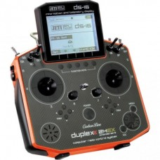 Jeti DUPLEX DS-16 Carbon Red Multimode