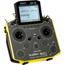 Jeti DUPLEX DS-16 Carbon Yellow Multimode