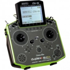 Jeti DUPLEX DS-16 Carbon Green Multimode