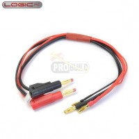 Charge Lead : 4mm~4mm (F+)(M-)