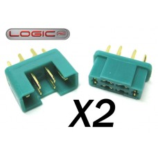 Multiplex Connector Set 2prs
