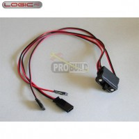 Logic JR Switch Harness (HD) 300 + 300mm