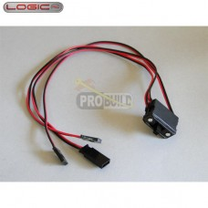 Logic JR Switch Harness (HD) 300 + 300mm