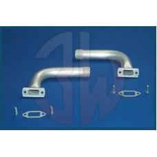3W Exhaust Manifold 85iB2 / 106i / 110i, Enger Radius