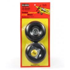 Dubro J3 1/4 Scale Wheel 4.1/4