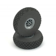 "Dubro Diamond Lite Wheels 2-1/2"""