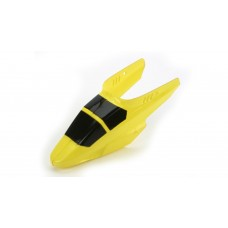 E-Flite Blade MCX Body/Canopy - Yellow without Decals