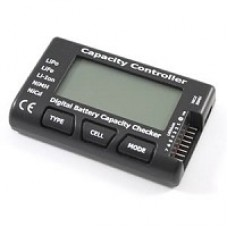 Etronix Cellmeter Battery Capacity Controller