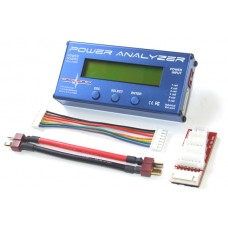 Etronix Power Analyzer Watt Meter-Battery Checker-Balancer