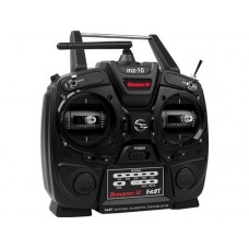 Graupner SJ MZ-10 5Ch 2.4GHz HoTT Radio w/GR-12L