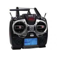 Graupner SJ MZ-12 6Ch 2.4GHz HoTT Radio w/GR-16