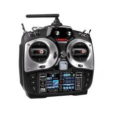 Graupner SJ MZ-18 9Ch 2.4GHz HoTT Radio w/GR-24