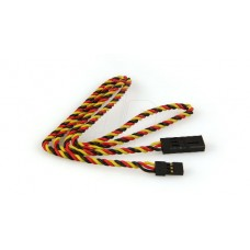 Hitec Twisted 24ins HD Extension Lead (54611)