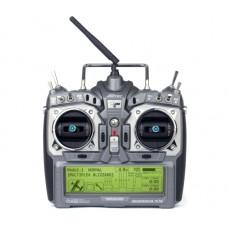 HITEC AURORA 9X TX 2.4GHz AFHSS/SLT 4096 RES. M2