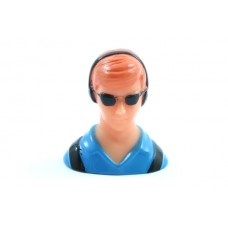 Miracle Civilian 1/10th Pilot - Blue