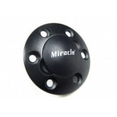 Miracle RC Round Petrol Fuel Dot - Black