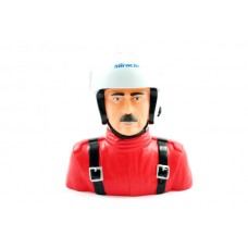 Miracle RC 1/4 Pilot Red Model For Airplane