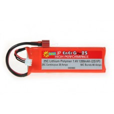 ENERG-PRO 25C LIPO 1200MAh (7.4V)